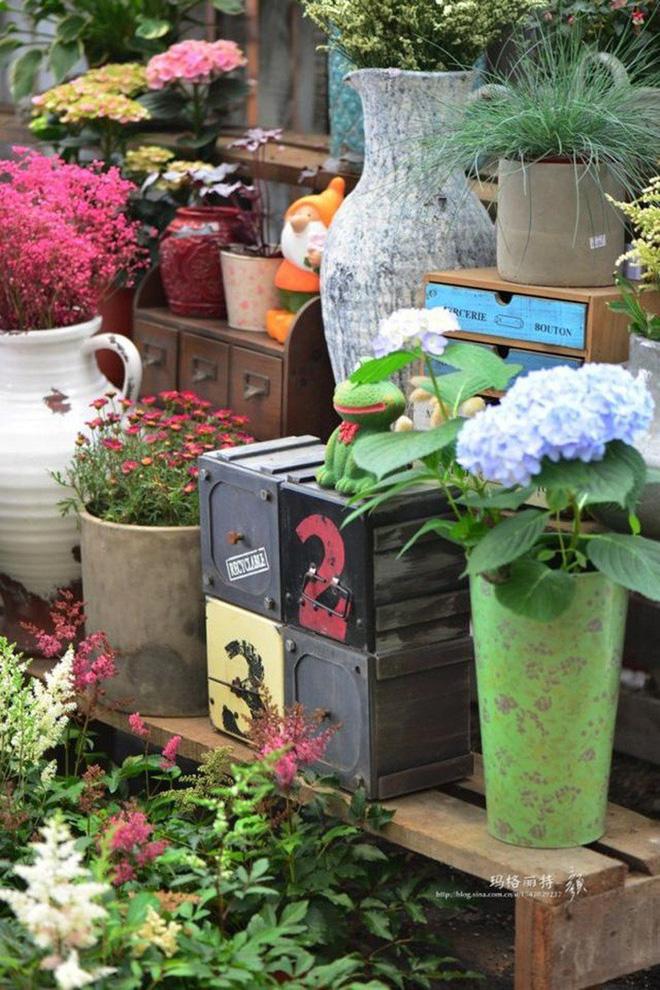 Chìm đắm trong khu vườn đẹp như mê cung nhờ bàn tay khéo léo của người đàn ông yêu thích làm vườn - Ảnh 41.
