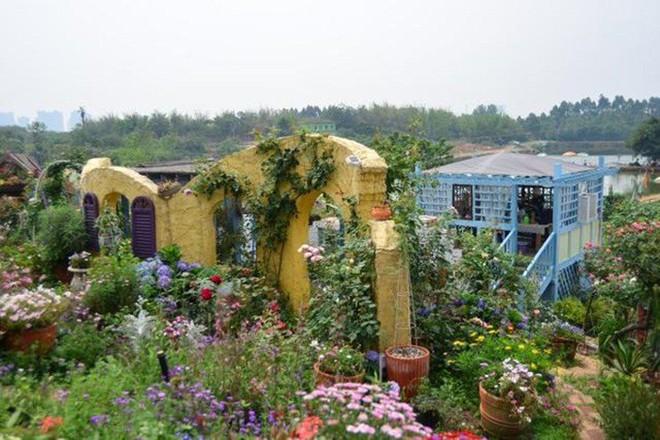 Chìm đắm trong khu vườn đẹp như mê cung nhờ bàn tay khéo léo của người đàn ông yêu thích làm vườn - Ảnh 43.