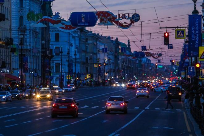Chiêm ngưỡng 'đêm trắng' độc đáo ở nước Nga - ảnh 18