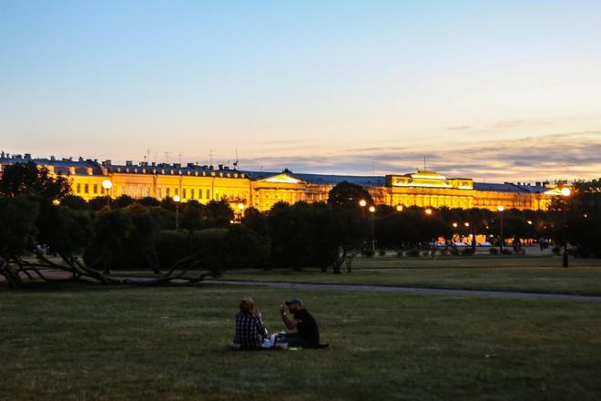 Chiêm ngưỡng 'đêm trắng' độc đáo ở nước Nga - ảnh 3