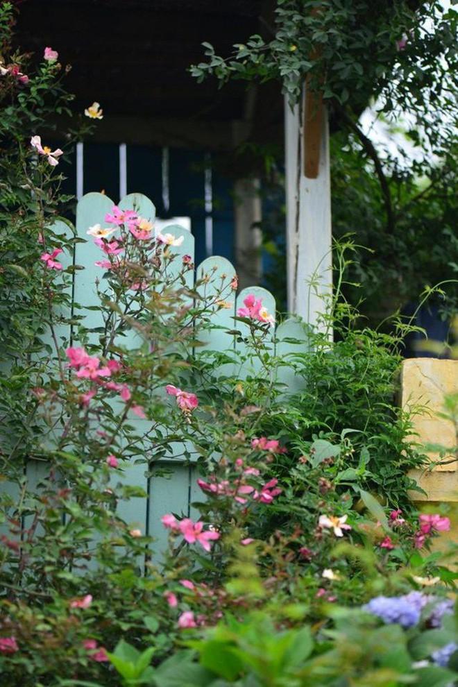Chìm đắm trong khu vườn đẹp như mê cung nhờ bàn tay khéo léo của người đàn ông yêu thích làm vườn - Ảnh 13.