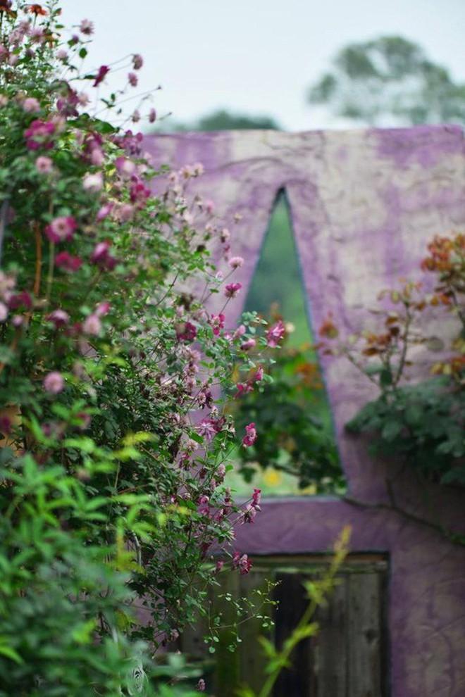 Chìm đắm trong khu vườn đẹp như mê cung nhờ bàn tay khéo léo của người đàn ông yêu thích làm vườn - Ảnh 14.