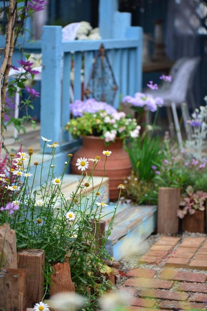 Chìm đắm trong khu vườn đẹp như mê cung nhờ bàn tay khéo léo của người đàn ông yêu thích làm vườn - Ảnh 37.