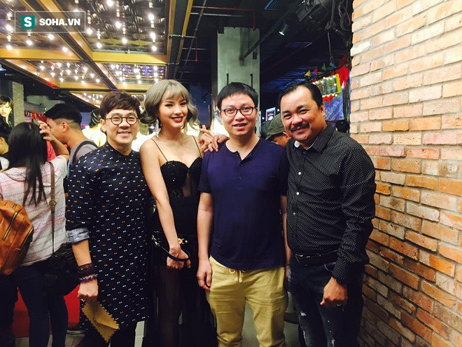 Cuộc sống với vợ kém 23 tuổi của đạo diễn Nguyễn Phương Điền: Lúc chúng tôi cưới nhau, cô ấy chưa tròn 18 - Ảnh 3.