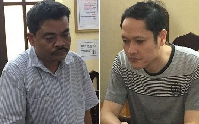Vụ gian lận thi ở Hà Giang: 3 cán bộ công an được nhờ bốc vác hòm đựng bài thi về sửa - Ảnh 2.