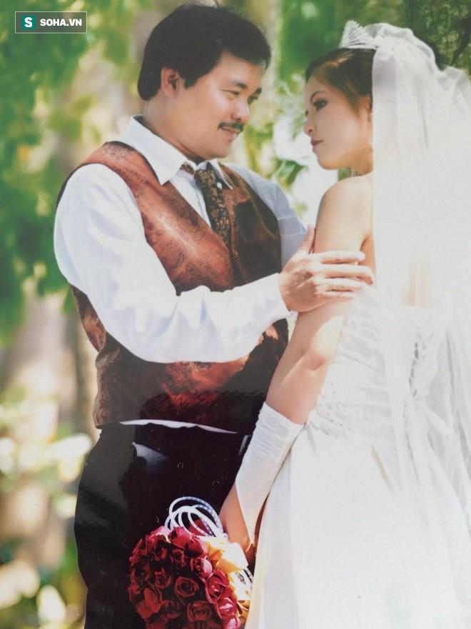Cuộc sống với vợ kém 23 tuổi của đạo diễn Nguyễn Phương Điền: Lúc chúng tôi cưới nhau, cô ấy chưa tròn 18 - Ảnh 1.