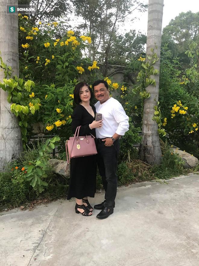 Cuộc sống với vợ kém 23 tuổi của đạo diễn Nguyễn Phương Điền: Lúc chúng tôi cưới nhau, cô ấy chưa tròn 18 - Ảnh 7.