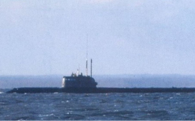 Thảm kịch đau buồn nhất của TT Putin tái hiện: Tàu ngầm tối mật Hải quân Nga bốc cháy