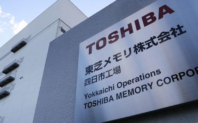 Kết quả hình ảnh cho sự cố mất điện tại nhà máy sản xuất của Toshiba và Western Digital