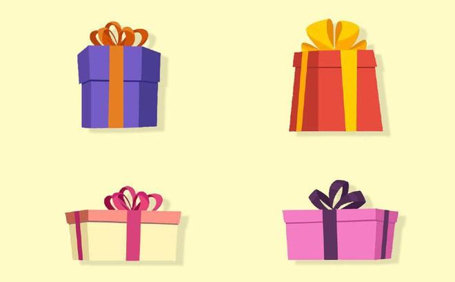 Chọn một hộp quà bạn thích nhất để khám phá những khát khao giấu kín trong sâu thẳm trái tim mình