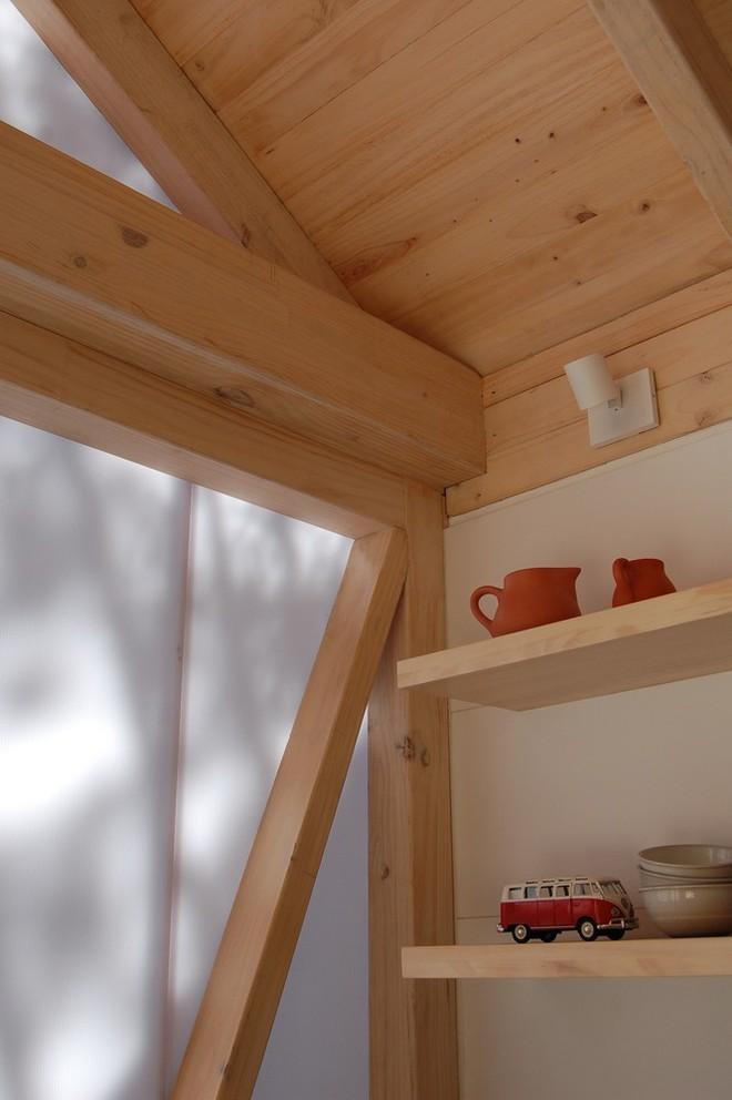 Chiêm ngưỡng căn bếp nhỏ gọn, tiện nghi chỉ cần nhìn thôi cũng đã thấy mê mẩn rồi - Ảnh 7.