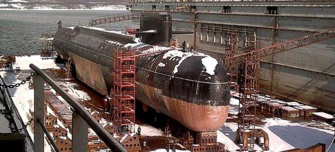 Thảm kịch đau buồn nhất của TT Putin tái hiện: Tàu ngầm tối mật Hải quân Nga bốc cháy - Ảnh 2.