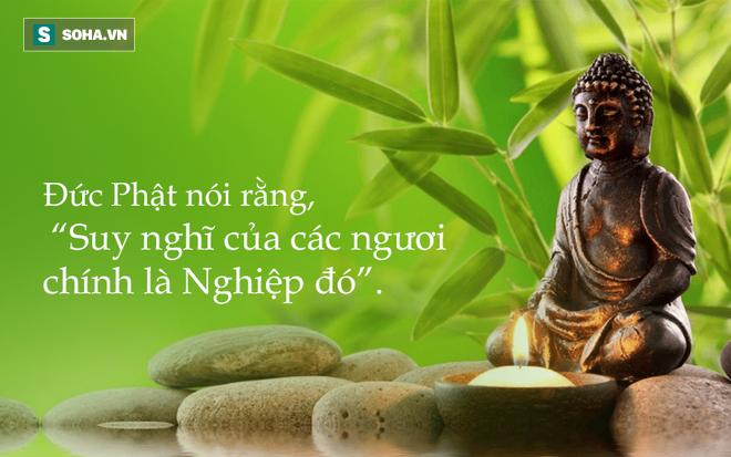 Môn đồ hỏi Nghiệp là gì, Đức Phật trả lời bằng 1 câu chuyện khiến bao người thức tỉnh - Ảnh 4.