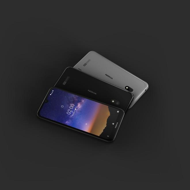 Chiếc điện thoại có khả năng chụp ảnh thiếu sáng với giá rẻ của Nokia lên kệ - Ảnh 1.