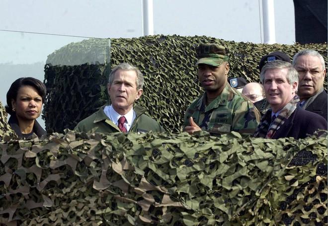 Điểm khác biệt giữa TT Trump và các Tổng thống Mỹ tiền nhiệm khi đến thăm DMZ là gì? - Ảnh 3.
