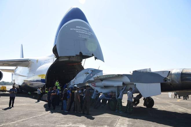 Belarus bàn giao tiêm kích Su-30MK nâng cấp cho đối tác Đông Nam Á - Ảnh 3.