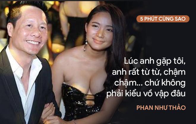 Phan Như Thảo: Lúc mới quen không biết chồng là đại gia khét tiếng, hơn 26 tuổi, đã qua 3 đời vợ - Ảnh 5.