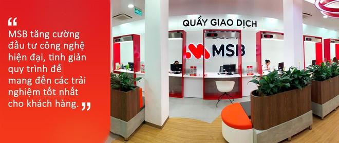 Thấu hiểu khách hàng là chìa khóa thành công của MSB - Ảnh 2.