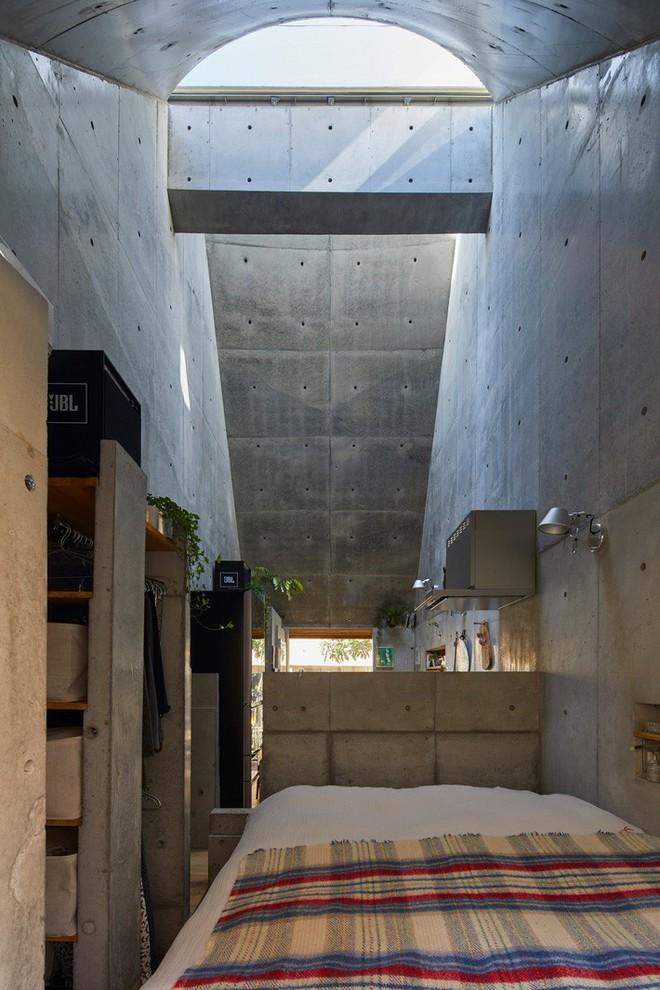 Không hổ danh là thiết kế của Nhật, ngôi nhà 19m² nhỏ xíu này gần như không có một điểm trừ trong thiết kế và bài trí - Ảnh 4.