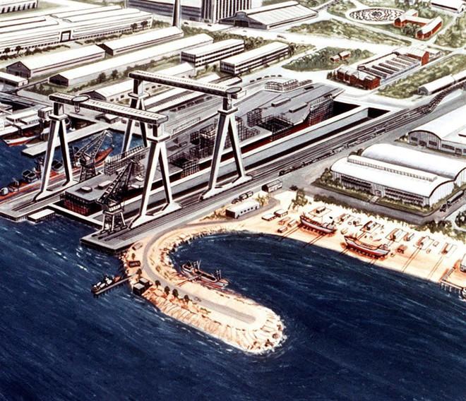 Quái vật trên biển: Các dự án tàu chiến tham vọng nhất của Liên Xô - Ảnh 5.