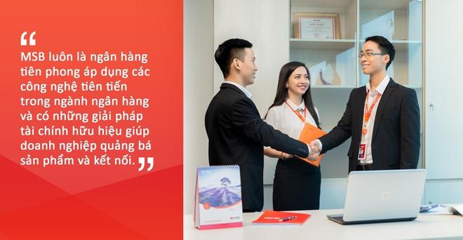 Thấu hiểu khách hàng là chìa khóa thành công của MSB - Ảnh 4.