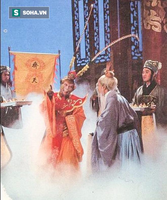 Vì sao Tôn Ngộ Không đội mũ có lông vũ dài? Đáp án liên quan đến cả Lã Bố thời Tam Quốc - Ảnh 8.