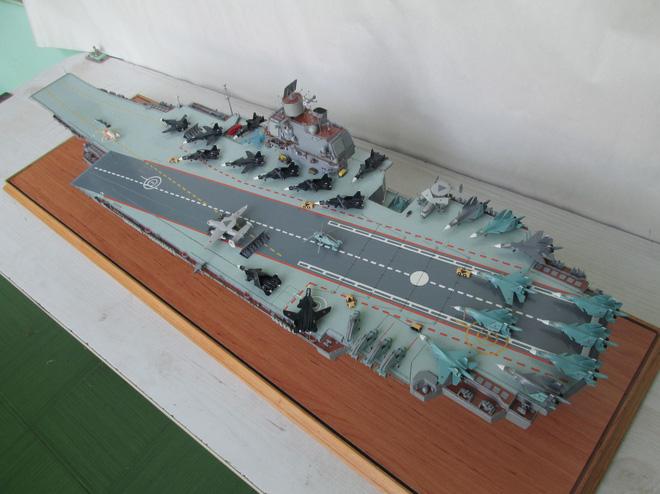 Quái vật trên biển: Các dự án tàu chiến tham vọng nhất của Liên Xô - Ảnh 6.