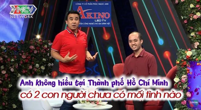Bạn muốn hẹn hò: Cô giáo dạy Toán siêu khó tính khiến MC Quyền Linh rơi vào bế tắc - Ảnh 1.