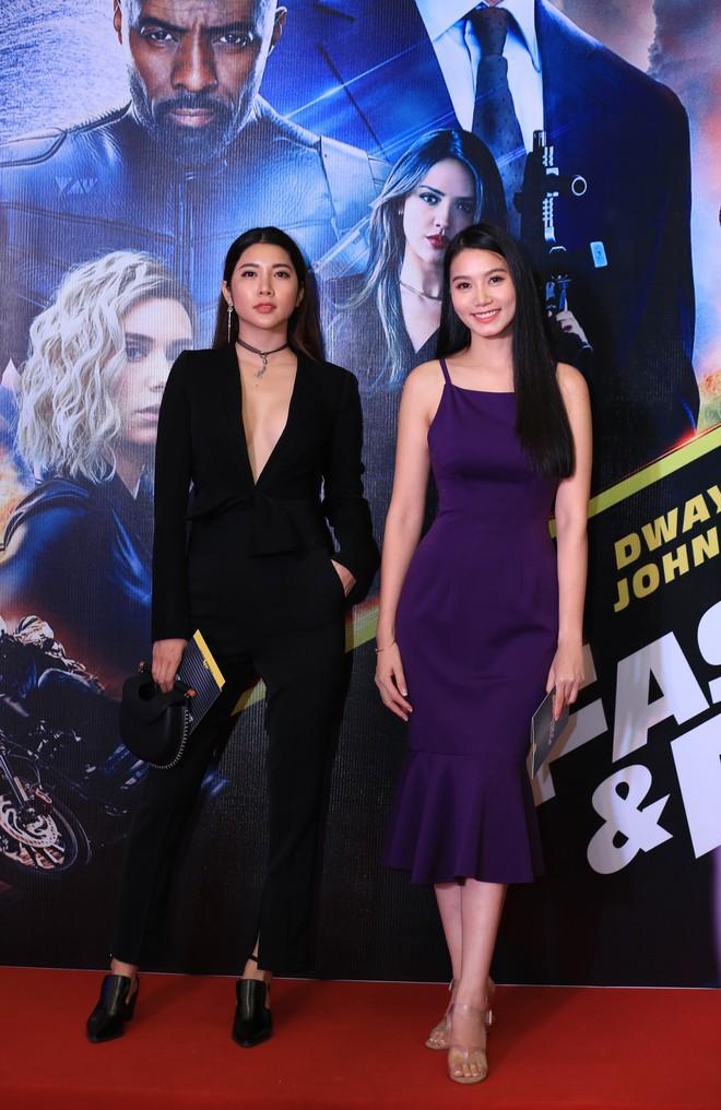 Diễn viên Lương Giang đọ sắc với Á hậu Yan My - Ảnh 6.