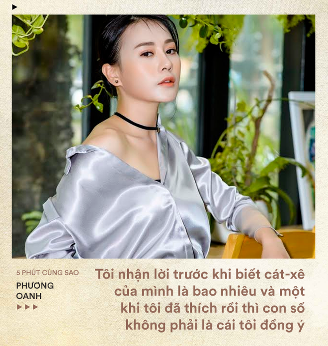 Không quan tâm đến tiền cát-xê, Phương Oanh Quỳnh búp bê quá giàu có? - Ảnh 4.