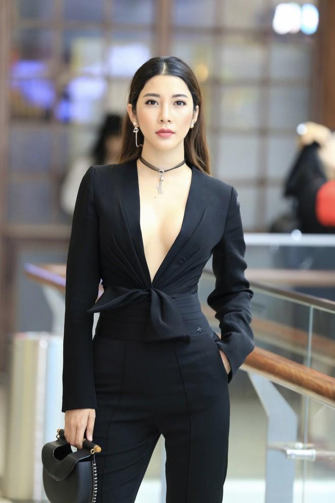 Diễn viên Lương Giang đọ sắc với Á hậu Yan My - Ảnh 2.