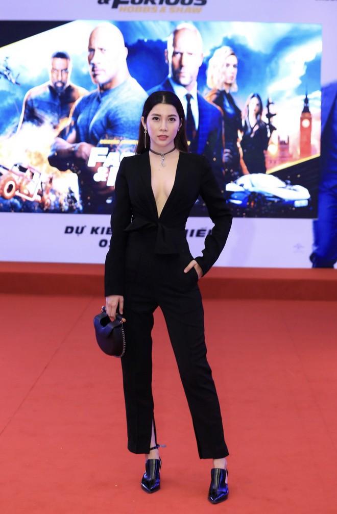 Diễn viên Lương Giang đọ sắc với Á hậu Yan My - Ảnh 3.