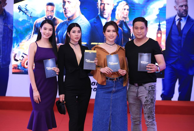 Diễn viên Lương Giang đọ sắc với Á hậu Yan My - Ảnh 7.
