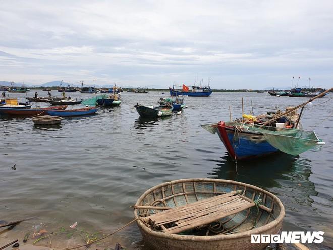 Sụt lún bất thường nơi hạ nguồn sông, bồi xói khôn lường giữa biển ở Quảng Nam - Ảnh 1.