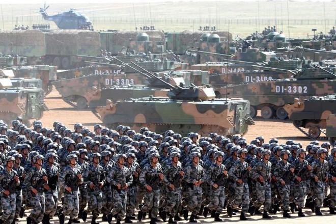 Rồng Trung Quốc trỗi dậy, sức mạnh quân sự ngày càng đáng gờm: Liệu Nga có lo sợ? - Ảnh 3.