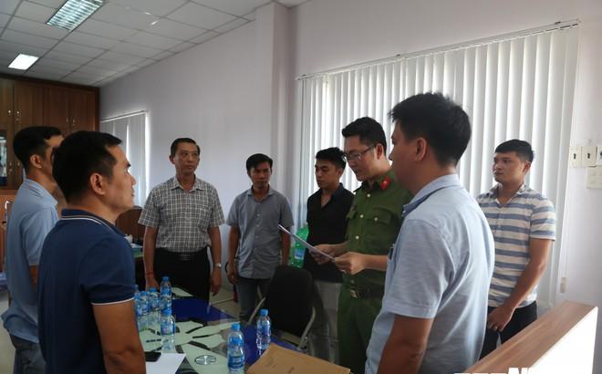 Đường dây sản xuất xăng dầu giả của đại gia Trịnh Sướng: Bắt nghi can chạy án