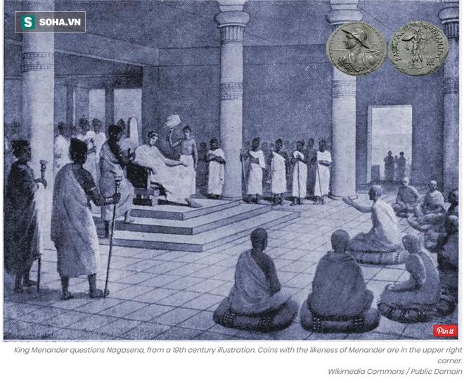 Milinda Vấn Kinh: Những cuộc hội thoại thâm thúy giữa 1 hoàng đế và cao tăng thông thái - Ảnh 3.