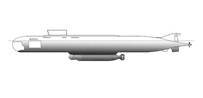 Tàu ngầm tuyệt mật Nga bốc cháy thảm khốc: Lộ danh tính bí ẩn của tàu ngầm mẹ? - Ảnh 1.