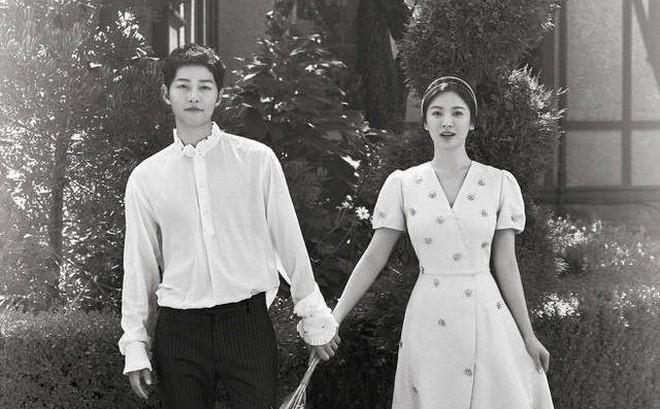 Hé lộ chi tiết quan trọng dẫn tới việc vợ chồng Song Joong Ki - Song Hye Kyo bất hòa