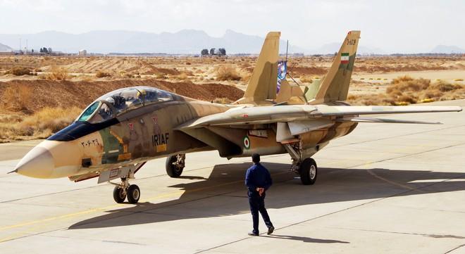 Tại sao Mỹ lo sợ và phải tìm mọi cách truy cùng diệt tận F-14 Iran nếu chiến tranh? - Ảnh 1.