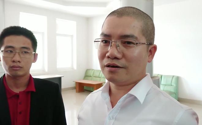 Chủ tịch Công ty Alibaba Nguyễn Thái Luyện nói không có ý xúc phạm công an xã, chủ tịch xã