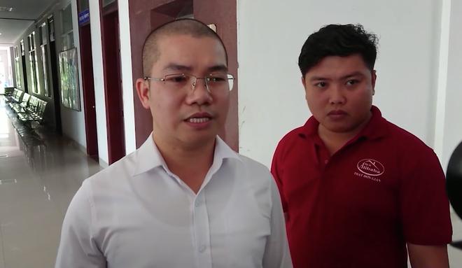 Chủ tịch Công ty Alibaba Nguyễn Thái Luyện nói không có ý xúc phạm công an xã, chủ tịch xã - Ảnh 1.