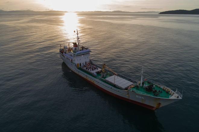 Nơi đảo xa - bộ ảnh biển đảo hùng vĩ của Tổ quốc dọc theo hành trình 3000km - Ảnh 13.