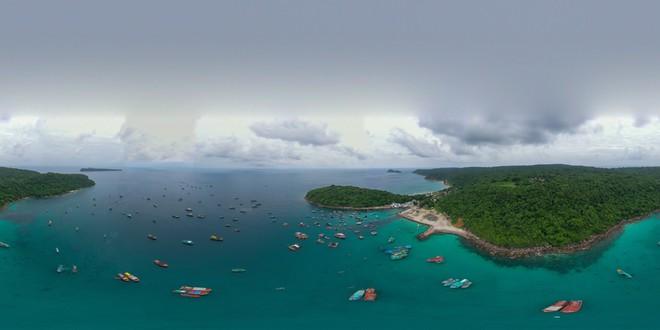 Nơi đảo xa - bộ ảnh biển đảo hùng vĩ của Tổ quốc dọc theo hành trình 3000km - Ảnh 3.
