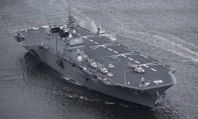Hành động của TQ khiến các cường quốc kéo đến biển Đông - Ảnh 4.