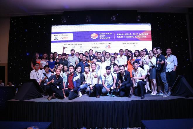 Vietnam Digital SEO Summit 2019 sự kiện SEO quy mô tầm cỡ quốc tế - Ảnh 1.