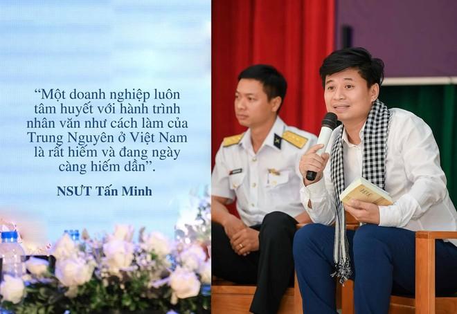 """Những câu nói ấn tượng của sao Việt trong """"Hành trình Từ Trái Tim"""" vùng biển đảo - Ảnh 12."""