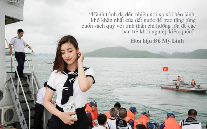 """Những câu nói ấn tượng của sao Việt trong """"Hành trình Từ Trái Tim"""" vùng biển đảo"""