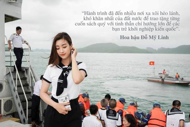 """Những câu nói ấn tượng của sao Việt trong """"Hành trình Từ Trái Tim"""" vùng biển đảo - Ảnh 4."""