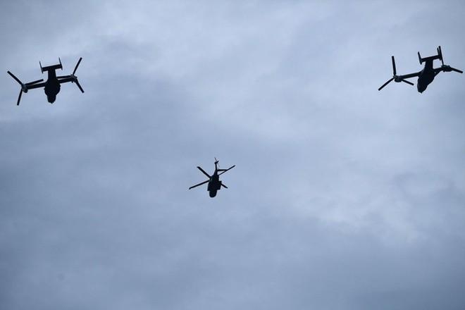 """Mỹ khoe dàn vũ khí """"khủng"""" trong ngày Quốc khánh - Ảnh 5."""